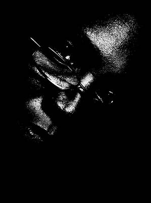 Photograph - Vision Portrait 1 by Cleaster Cotton