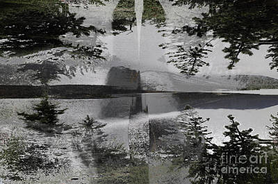 Digital Art - Vision Trip by Steven Murphy