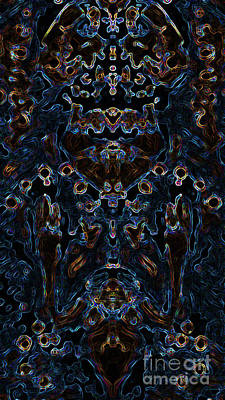 Digital Art - Visionary 3 by Devin Cogger