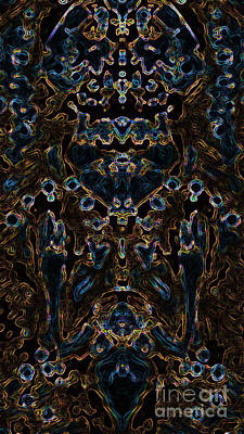 Digital Art - Visionary 4 by Devin  Cogger