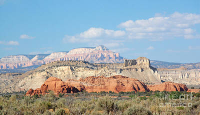 Photograph - Visions Of Utah Panorama by Debra Thompson