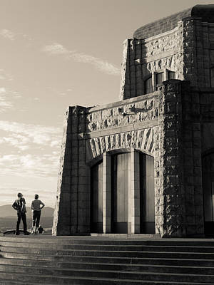 Photograph - Vista House by Scott Rackers