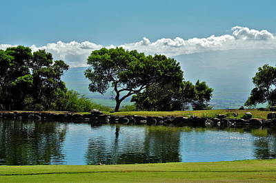 Photograph - Vista Of Haleakala In Maui by Kirsten Giving