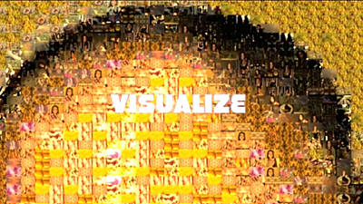 Photograph - Visualize Gold by Deprise Brescia