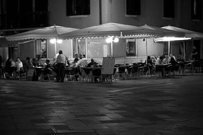Photograph - Vita Notturna - Venice by Lisa Parrish