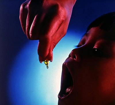Vitamin A Saves Sight  Art Print by Joe  Connors