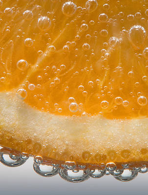 Soda Photograph - Vitamin C by Susan Candelario