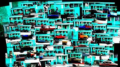 Photograph - Viva Colorful Havana Cuba by Funkpix Photo Hunter