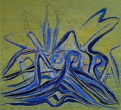 Painting - Viva La Opera by Hermann Lederle