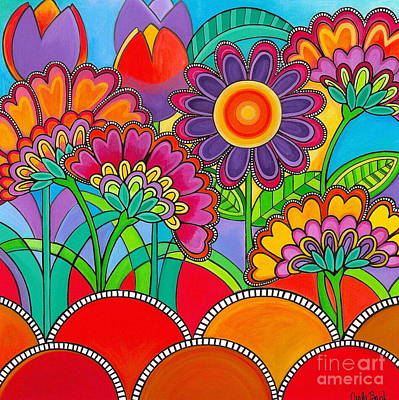 Painting - Viva La Spring by Carla Bank