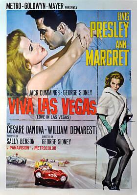 Viva Las Vegas Art Print