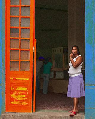 Photograph - Viva Los Colores 2 by I'ina Van Lawick