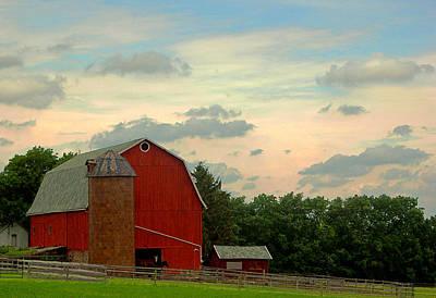 Photograph - Vivid Country by Rhonda Barrett