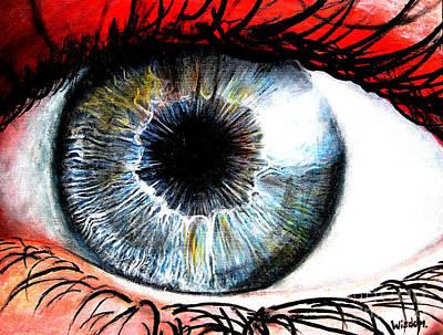 Vivid Colour Painting - Vivid Vision  by Tylir Wisdom