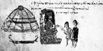 Vladimir I Envoys Art Print by Granger