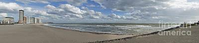 Photograph - Vlissingen Beach And Sea by Casper Cammeraat