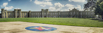 Vmi Photograph - VMI by Kathy Jennings