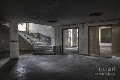 Urbex Photograph - Vogelsang II by Julie Woodhouse