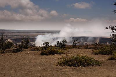 Photograph - Volcano by John Johnson