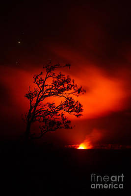 Photograph - Volcano National Park Hawaii by Joanne Markiewicz