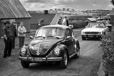 Volkswagen  Print by Mirra Photography