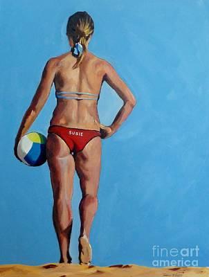 Volley Ball Anyone? Original