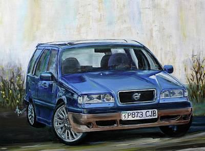 Volvo Art Print