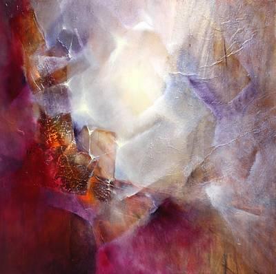 Painting - Vom Inneren Leuchten by Annette Schmucker