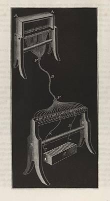 Von Soemmerring Telegraph Art Print