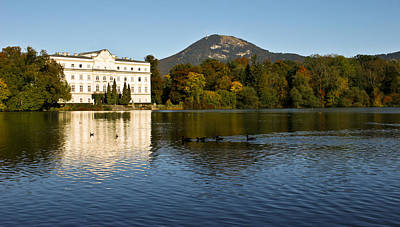 Photograph - Von Trapp's Mansion by Silvia Bruno
