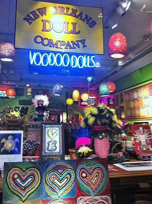 Voodoo Shop Photograph - Voodoo Shop 2 by Roger Kinnaman