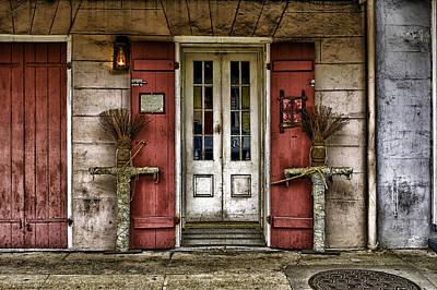 Voodoo Shop Photograph - Voodoo Shop by Gene Swensen