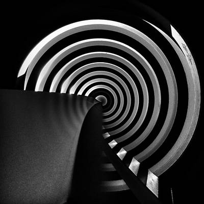 Photograph - Vortex 1 by Mark David Gerson