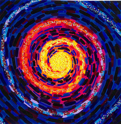 Painting - Vortex by Patrick OLeary