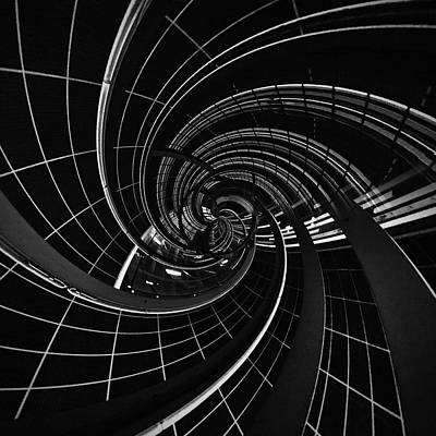 Photograph - Vortex 5 by Mark David Gerson