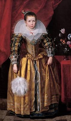 Vos Cornelis De, Family Portrait, 1630 Art Print