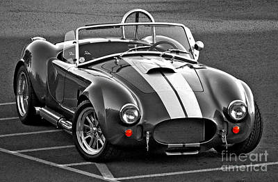 Photograph - Vroom Too by Chris Anderson