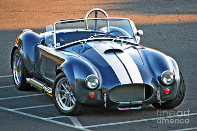 Photograph - Vroom by Chris Anderson