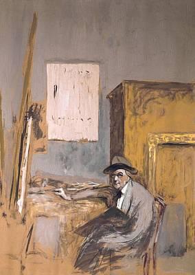 Vuillard, Edouard 1868-1940. Forain Art Print