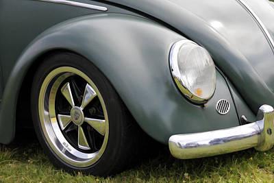 Photograph - Vw Beetle by Athena Mckinzie