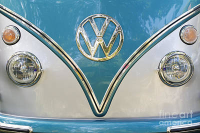 Photograph - VW by Dennis Hedberg
