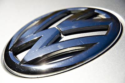 Photograph - VW by Ricky Barnard