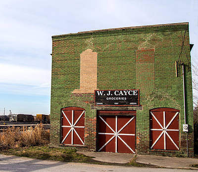Photograph - W. J. Cayce Store by Charles Hite