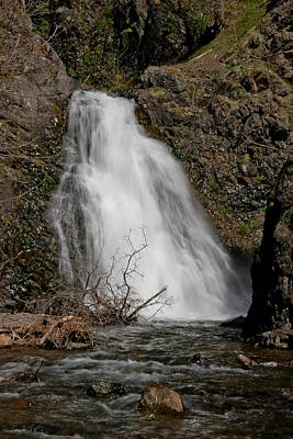 Photograph - Wa Gorge Waterfall by Athena Mckinzie