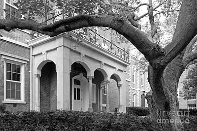 Indiana Photograph - Wabash College Center Hall by University Icons