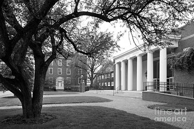 Wabash College Sparks Center Art Print by University Icons