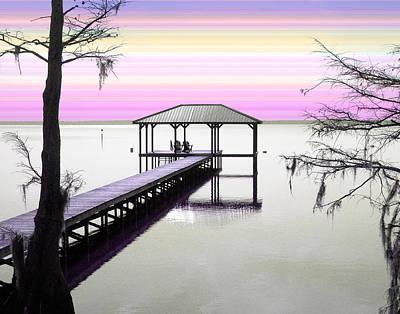 Photograph - Waccamaw Lake  by Joseph Tese