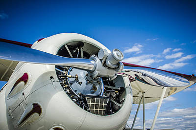 Photograph - Waco Biplane 3 by Bradley Clay