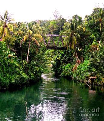 Photograph - Waigo River by Jason Sentuf