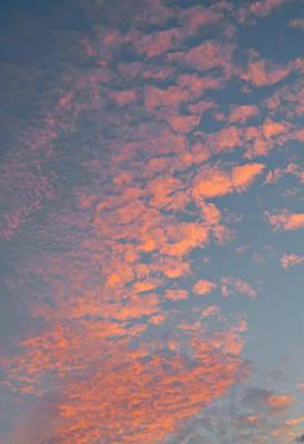 Photograph - Waikiki Sunset Sky by Michele Myers